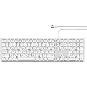 Apple MB110D/B Keyboard: Amazon.de: Computer & Zubehör