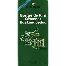Gorges du tarn, cévennes, bas-languedoc / Guide de tourisme michelin