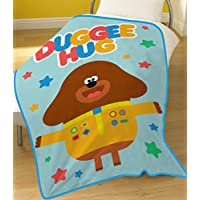 HEY DUGGEE Blanket, POLYESTER, Multi-Colour, 100x150cm