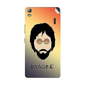 ezyPRNT Lenovo A7000/K3 Note John Lennon 2 mobile skin sticker