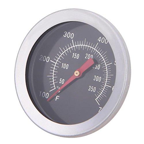 41MTk4bSASL - Haushaltsthermometer Bratenthermometer Edelstahl BBQ Zubehör Grill Fleisch Thermometer Zifferblatt Temperatur