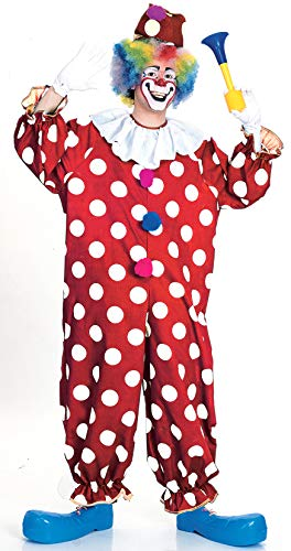 Rubies - Disfraz de payaso para adultos 55052