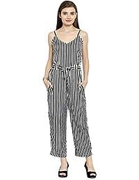 1d2f7da88e1 Amazon.in  3XL - Jumpsuits   Dresses   Jumpsuits  Clothing   Accessories
