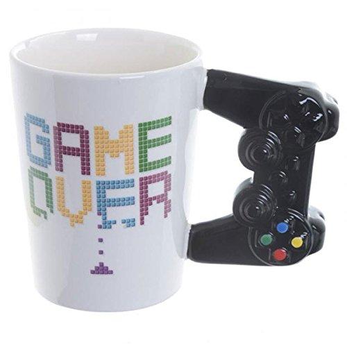 Tazas de videojuegos: Game Over