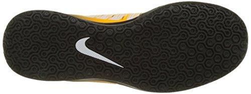 Nike Mercurialx Vortex Iii Ic, Chaussures de Football Homme Orange (Laser Orange/black/white/volt/white)