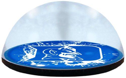(NCAA Duke Blue Devils Maskottchen mit magnetischem Briefbeschwerer mit farbigem Fenster, 5,1 cm)