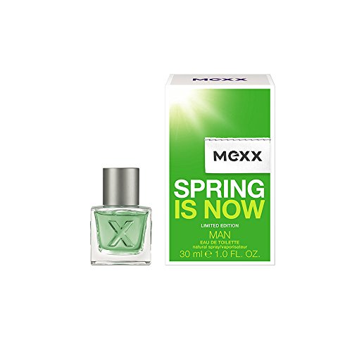 Mexx Spring Edition 2015 - Eau de Toilette Natural Spray, da uomo, 30 ml