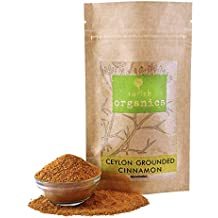 Sorich Organics Ceylon Grounded Cinnamon, 200g