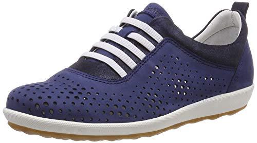 Josef Seibel Damen Viola 01 Sneaker, Blau (Blau-Kombi 501), 39 EU