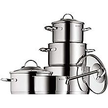 WMF 0721056380 Batterie de cuisine Provence Plus 5 pièces