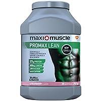 Maximuscle Promax Lean Protein Powder, Strawberry, 765 g