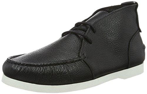 Shoe the Bear Misu L, Baskets Basses Homme Noir (110 Black)