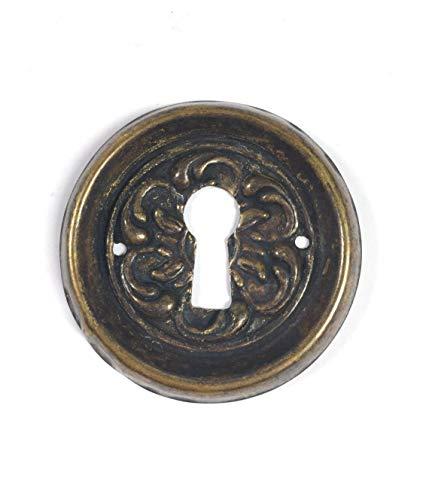 Schlüsselblatt Biedermeier klein 50 mm - Qualität aus Europa seit 1998