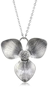 Pilgrim Silver Plated Necklace with Crystal Stones of 90cm Length Item No. 151226011