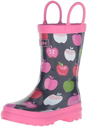 Hatley Nordic Apple Rainboot, Girls' Rain Boots