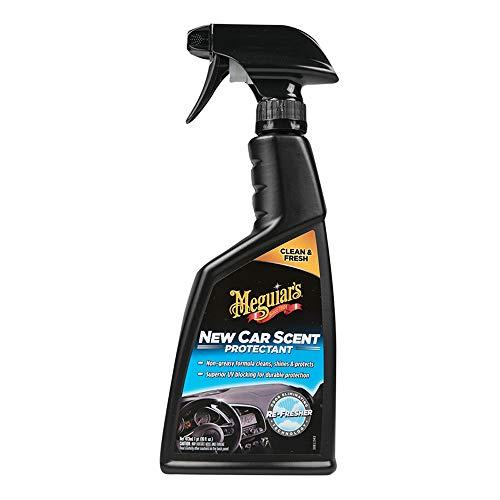 Meguiar's G4216EU Meguiars New Car Scent Protectant 473ml - Nicht Fettende Formel