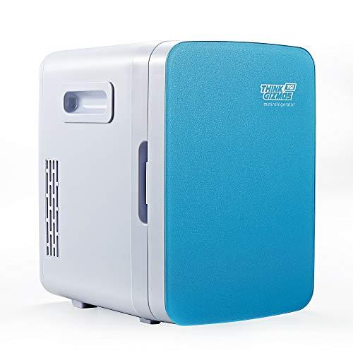 10L Mini-Kühlschrank TG717 - Minikühlschrank, elektrischer Kühler und Erwärmer - Gleich-/Wechselstrom, tragbares thermoelektrisches System