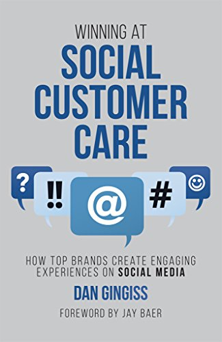 Winning at Social Customer Care: How Top Brands Create