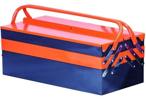 Werkzeugkoffer Vigor elba-60Eisen Lange 5Fächer cm.56,5x 21,5x 22