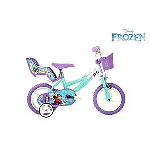 41MTu9PRUOL. SS300 Cicli Puzone Bici 12 Frozen Dino Bikes Art. 126 RL-FZ2