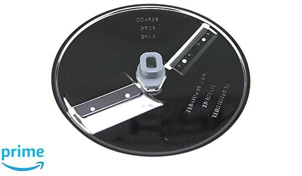 ORIGINAL Schneidscheibe Messer Schnitzler Küchenmaschine Bosch Siemens 00083576