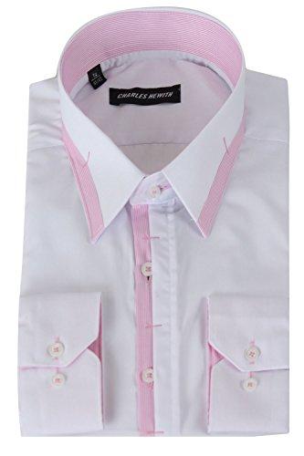 Kebello - Camicia uomo 2105 Bianco test