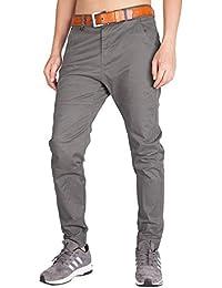 Amazon.it  Pantaloni HIP-HOP - Pantaloni   Uomo  Abbigliamento 11ef9f90f37d