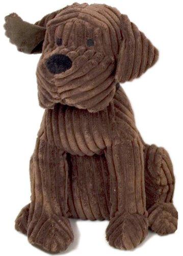 take-me-home-cute-dog-door-stop-chunky-cord-ribbed-dog-28cm-chocolate