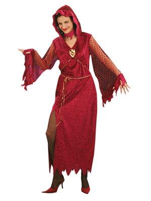 lt-Kostüm Halloween für Damen ()
