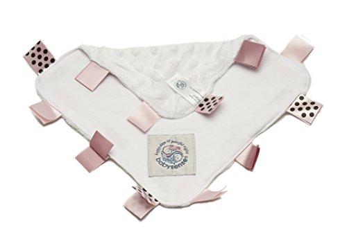 Hippychick Taglet Security Blanket - Pink