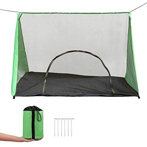 Magarrow Outdoors Moskitonetz Zelt Anti-Moskito-Netz für Doppelmänner Moskitonetze Wandern Camping Lightweight mit Metallpflock Tragetasche (Grün)