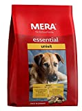 MERA Essential Hundefutter Univit, Mix-Menü Trockenfutter für ausgewachsene Hunde mit normaler Aktivtät, 1er Pack (1 x 12.5 kg)