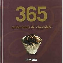 365 tentaciones de chocolate (Ilustrados / Cocina)