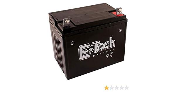 Batterie 12V 22A passend McCulloch 11577RB Rasentraktor