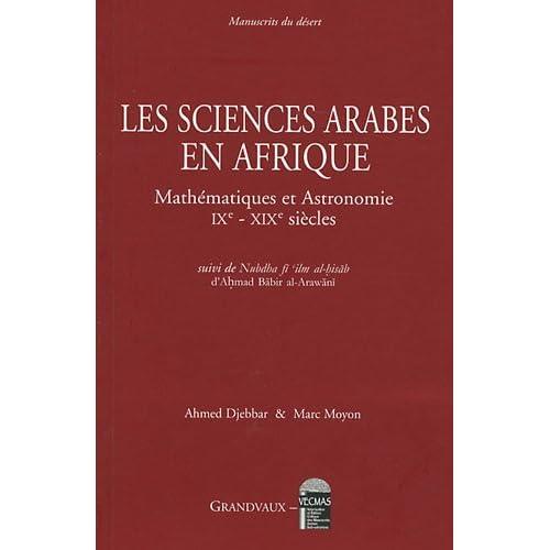 Les sciences arabes en Afrique : Mathématiques et astronomie