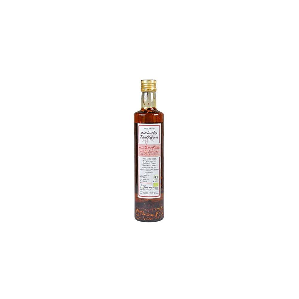 Directfriendly Extra Natives Premium Bio Olivenl Kaltgepresst 500 Ml