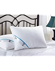 Spread Spain Dr. Pillows for Sleeping, Cervical Pillow for Neck Pain,Orthopedic Pillow Support for Back,Side Sleepers, Anti-Snore Neck Pillow, Anti Allergic, Pillow for Pain Relief