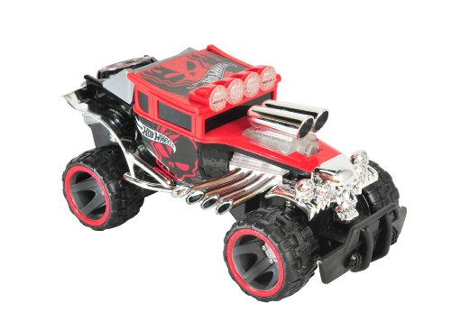 Hot Wheels Toy State - Hot Wheels - Engine Power RC - Baja Bone Shaker  available at amazon for Rs.3370