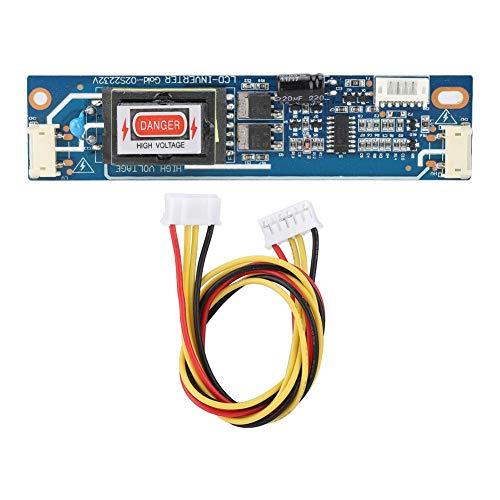 ASHATA CCFL Dual Lamp Hochdruck-Wechselrichterplatine mit kleinem Anschluss für 10-22-Zoll-LCD-Hintergrundbeleuchtung 10-28V - Element Electronics Lcd-tvs