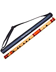 Foxit Professional Flutes D Sharp 7 Hole Right Hand Bansuri