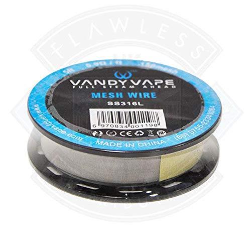 Vandy Vape Ni80 Mesh Wire 100 Mesh