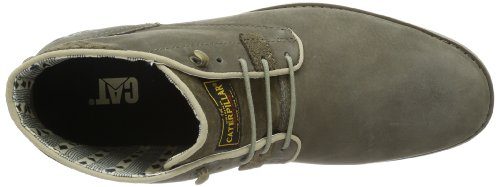 Caterpillar Collins Mid, Boots homme Gris (Snare)