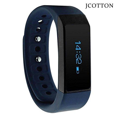 J.cotton Jcotton Smartwatch IP67 wasserdichte intelligente Smart bracelet Bluetooth 4.0 Fitness Aktivität Tracker beobachten Sport Gesundheit Pedometer Armband Fügen Fitness Schlaf Monitor Sedentary?