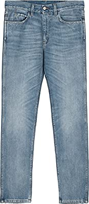 Gucci Men's 408636xd3974009 Blue Cotton Jeans