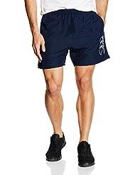 Tactic Rugby pantalones de entrenamiento, hombre, color Azul - azul marino, rojo y blanco, tamaño large