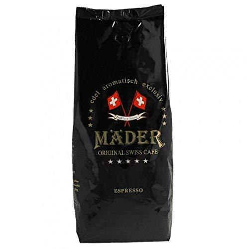 Mäder Espresso Italy (1 kg) Kaffeebohnen