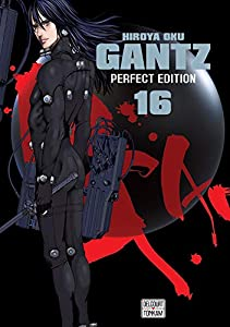 Gantz Edition perfect Tome 16
