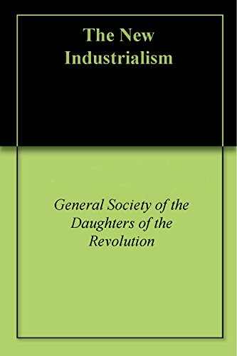 The New Industrialism (English Edition)