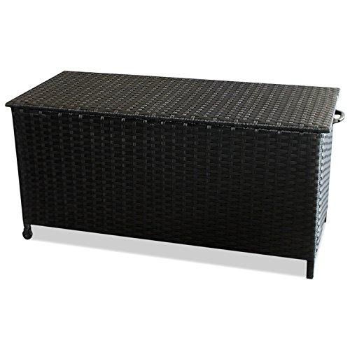 Wohaga Lagerräumung Gartentruhe Gartenbox Auflagenbox Kissenbox Aufbewahrungsbox Aufbewahrungskiste...