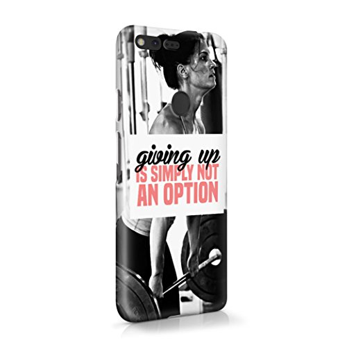 giving-up-is-simply-not-an-option-plastic-phone-case-cover-shell-for-google-pixel-schutzhulle-tasche